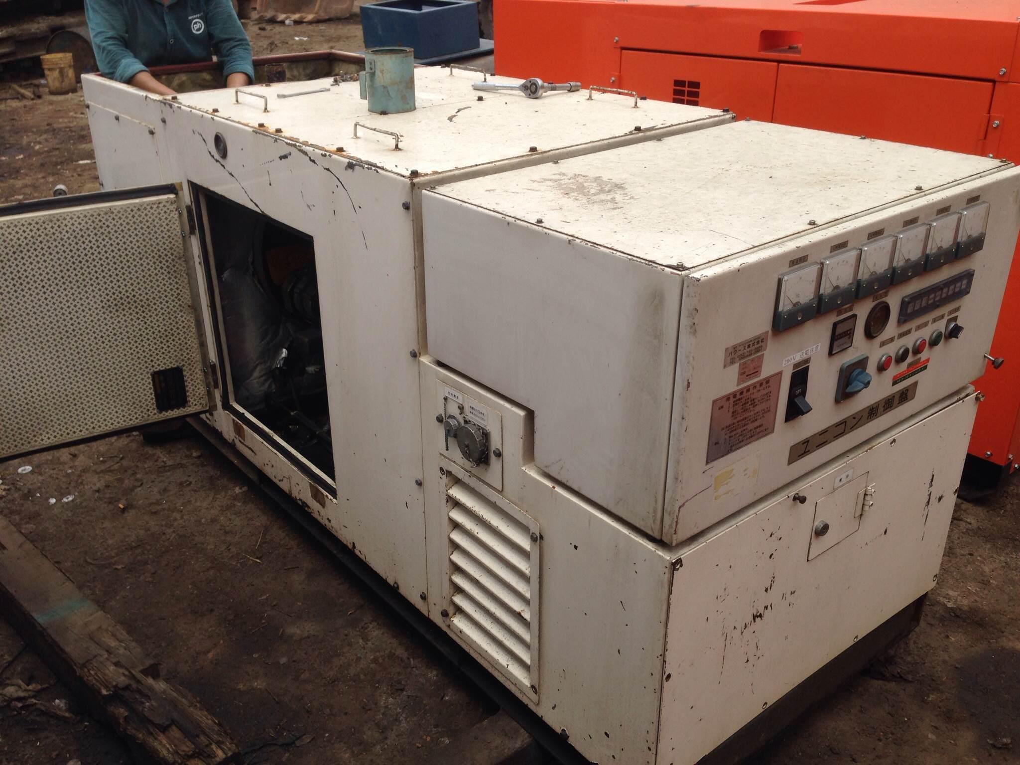 Công ty Trường Lộc bán máy phát điện cũ